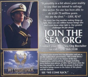 Sea Org poster